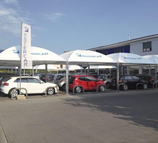 La Linea Parking si rivolge alle aziende, ai professionisti e a chiunque debba proteggere automezzi o altri veicoli su grandi spazi, a prezzi contenuti!